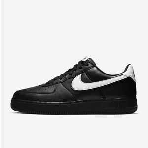 "Air Force 1 Low QS ""Black and White"""